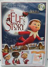 The Elf on The Shelf Presents An Elf's Story DVD set *BRAND NEW FACTORY SEALED*