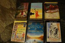 6 x Liebesroman Frauenromane, Das Lächeln der Frauen, Im Meer der Gefühle, Glück