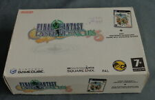 NINTENDO GAMECUBE doos Final Fantasy Crystal Chronicles NL BIG BOX ONLY no game