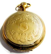 Excellent - 16S - Hunters - Gold Filled - Lc - Pocket Watch Case (P2)