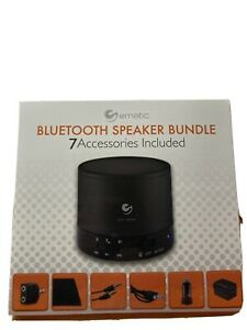 Bluetooth Speaker Bundle 7 Accessories Included= House/Car Charger ect..
