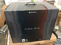 NEW Halo 5: Guardians - Limited Collector's Edition (Xbox One)