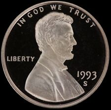 """1974-S GEM PROOF LINCOLN CENT ABOVE AVERAGE GRADE VERY NICE COIN /""""UP-GRADE NOW/""""!"""
