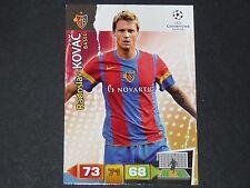 R. KOVAC FC BALE BASEL UEFA PANINI FOOTBALL CARD CHAMPIONS LEAGUE 2011 2012