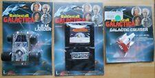1978 Battlestar Galactica Galactic Cruiser, I.D. Set, and L.E.M. Lander