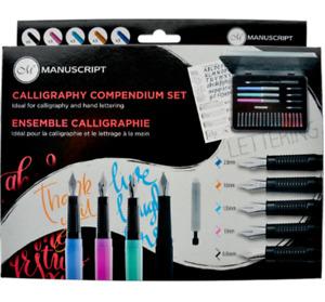 Manuscript Creative Calligraphy Compendium Set