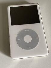 Apple iPod Classic 5th Gen 30GB (MA002LL/A) W/ new battery Dead Pixels On Screen