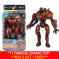 7' JAEGER CRIMSON TYPHOON PACIFIC RIM PVC STATUE MODEL ACTION FIGURES ROBOT TOY