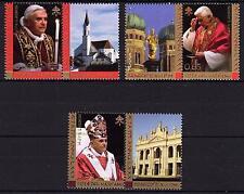 Vatikan 2007 Satz Nr.1573 - 1575 ** postfrisch Benedikt XVI.