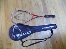 Head Ti.laser Titanium Squash Racket Racquet -