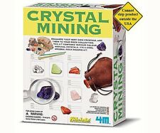 Toy Crystal Mining Kit