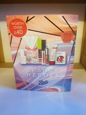 Boots Beauty Heroes Gift Set Boxed Worth Lips Primer Skin Nails Mascara