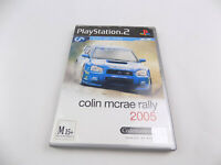 Mint Disc Playstation 2 Ps2 Colin McRae Rally 2005 2k05 05 - Free Postage