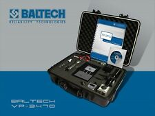 BALTECH VP-3470 (BALANCE) Industrial Machine Vibration Analyzer/Dynamic Balancer