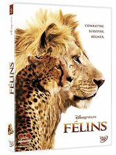 """DVD """"FELINS""""      Walt Disney Nature     NEUF SOUS BLISTER"""