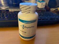 New Sealed PhysioTru Physio Omega 60 Soft-gels Capsules Exp 5/23