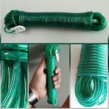 corde de corde forgée pvc câble acero fil étendre pêche auvents camping