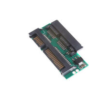 "1Pcs 1.8"" Mini micro SATA MSATA to 7+15 2.5"" SATA Adapter Converter Card FG"