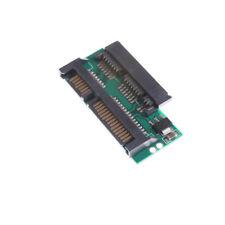 "1Pcs 1.8"" Mini micro SATA MSATA to 7+15 2.5"" SATA Adapter Converter Card H&P"