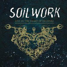 SOILWORK - Live in the Heart of Helsinki 2CD + DVD