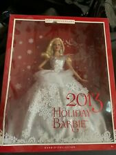 2013 Holiday Barbie 25th Anniversary