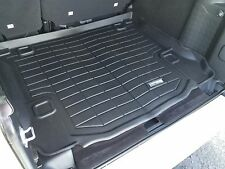Cargo Mat in Black for 2011 - 2017 Jeep Wrangler Unlimited