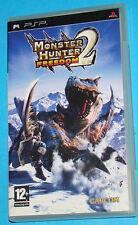 Monster Hunter Freedom 2 - Sony PSP - PAL