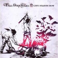 THREE DAYS GRACE - LIFE STARTS NOW  CD  12  TRACKS CLASSIC ROCK & POP  NEW+