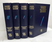 ENCICLOPEDIA UNIVERSALE DELLA GRAFICA E DELLA STAMPA,1978[storia,tipografia