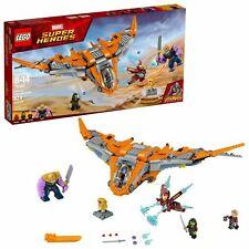 LEGO Marvel Super Heroes 2018 Thanos: Ultimate Battle (76107)