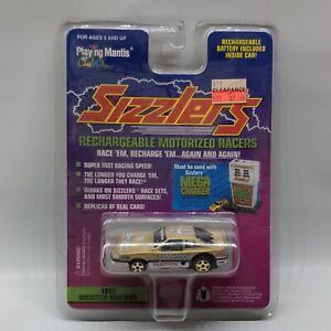 Sizzlers Playing Mantis 1989 Whistler Ford Mustang Rechargeable Racers New