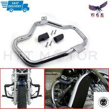 Chrome Front Crash Bar Engine Guard For '04-'17 Harley Sportster SuperLow XL883L
