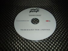 "Daft punk rare cd single promo france""derezzed"" bof ""tron l'héritage"""
