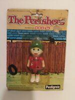 Rare Vintage, The Perishers Figure, Pedigree, 1970, In Original Packaging
