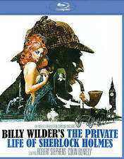 The Private Life of Sherlock Holmes [Blu-ray], Good DVD, Tamara Toumanova, Genev