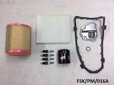 Kit de servicio de iridio pequeño DODGE CALIBER PM 2.0L & 2.4L 2011-2012 FSK/PM/016A