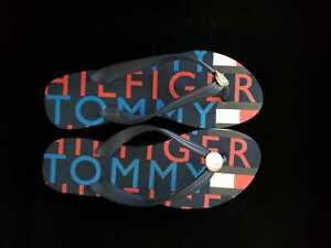 TOMMY HILFIGER SIZE 5.5 UK WOMEN'S FLIP FLOP SANDALS SLIDES