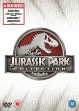 DVD Jurassic Park (film)