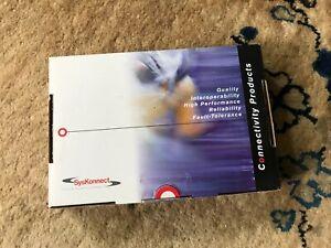 SK-9821 Syskonnect (V1.10) Gigabit Ethernet PCI - Brand New in Box
