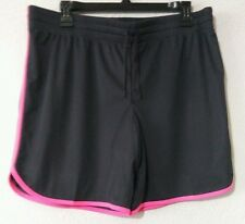 Athletic Works Maternity Drawstring Mesh Shorts Size S