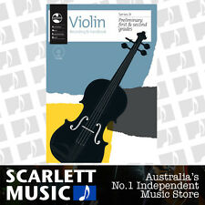 AMEB Violin Series 9 Preliminary to Grade 2 (Two / Second) Recording & Handbook