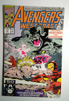 Avengers West Coast #77 (1991) Marvel 7.0 FN/VF Comic Book