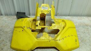 88 Suzuki LT 80 LT80 Quadsport Quad Sport rear back fenders fender plastics