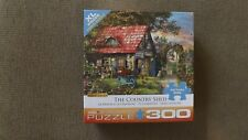 Eurographics The Country Shed 300 Piece Puzzle Large Pieces