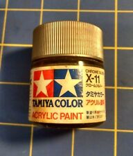 Tamiya X-11 Chrome Silver 23ml #81011 Acrylic Paint Ships from USA - Mid America