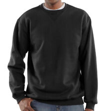 9 Crowns Men's Big & Tall Crewneck 12 oz Heavy Weight Sweatshirt