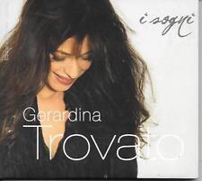 GERADINA TROVATO - I sogni CDM 7TR Digipack 2008 Italy Europop