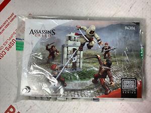 Mega Bloks Assassin's Creed 94306 no figures - PARTS/PIECES LOT - AS-IS