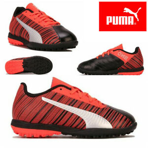 PUMA JUNIORS BOYS KIDS ASTRO TURF OUTDOOR FOOTBALL SOCCER BOOTS TRAINERS SIZE