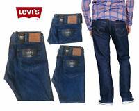 Levis Vintage Men's Original 501 Strauss Denim Straight Fit New 100 % Cotton